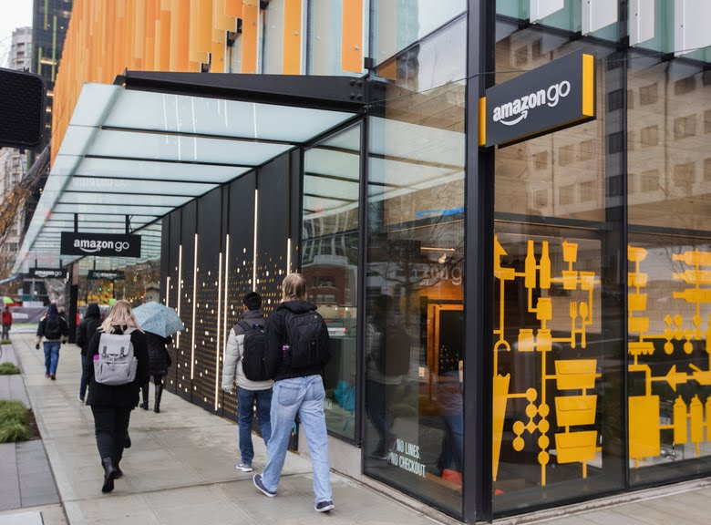 Frictionless purchasing? The AmazonGo store in Seattle
